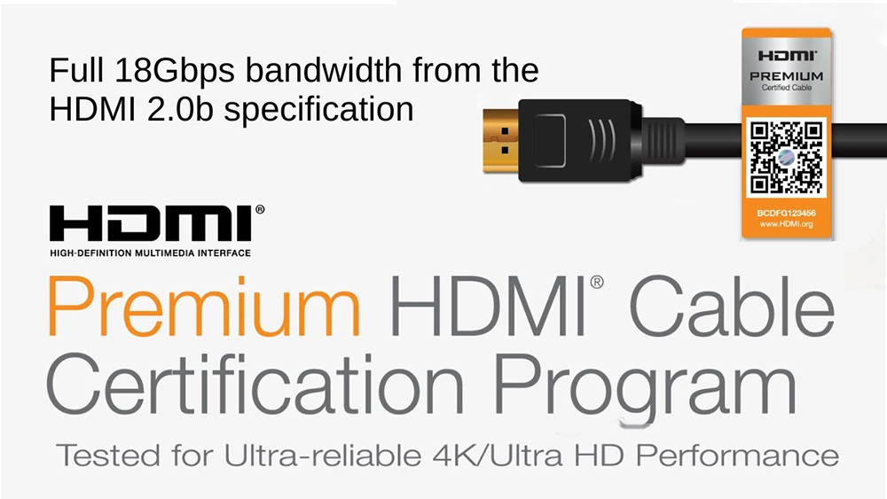 What HDMI cable to buy