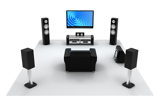 Dolby Atmos speaker placement