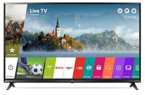 LG 55UJ6300 Review (4K UHD TV)