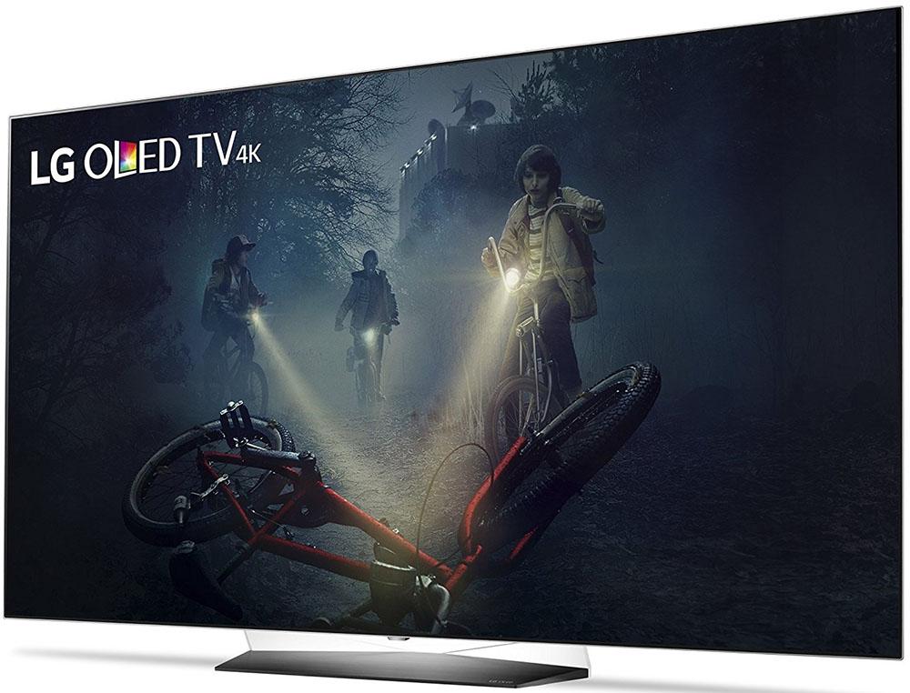 lg oled55b7v review 4k uhd tv home media entertainment. Black Bedroom Furniture Sets. Home Design Ideas