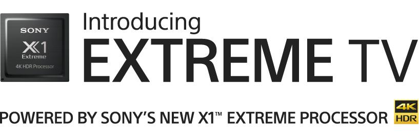 Sony X1 Extreme Processor