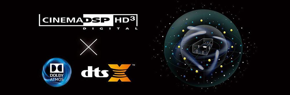 CinemaDSP HD3