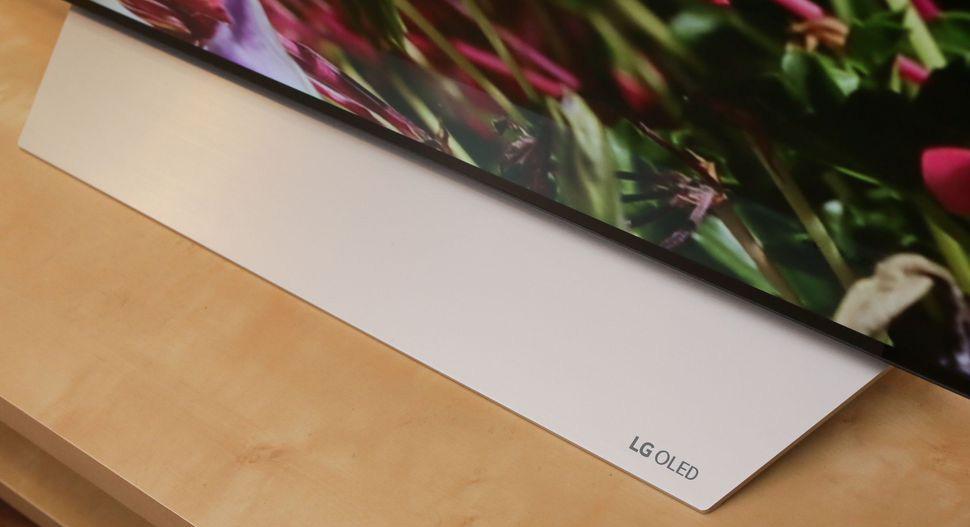 LG OLED55C7P stand