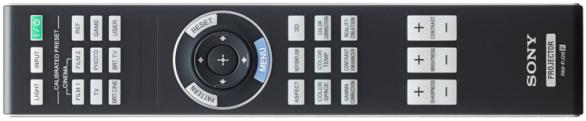 Sony VPL-HW45ES remote