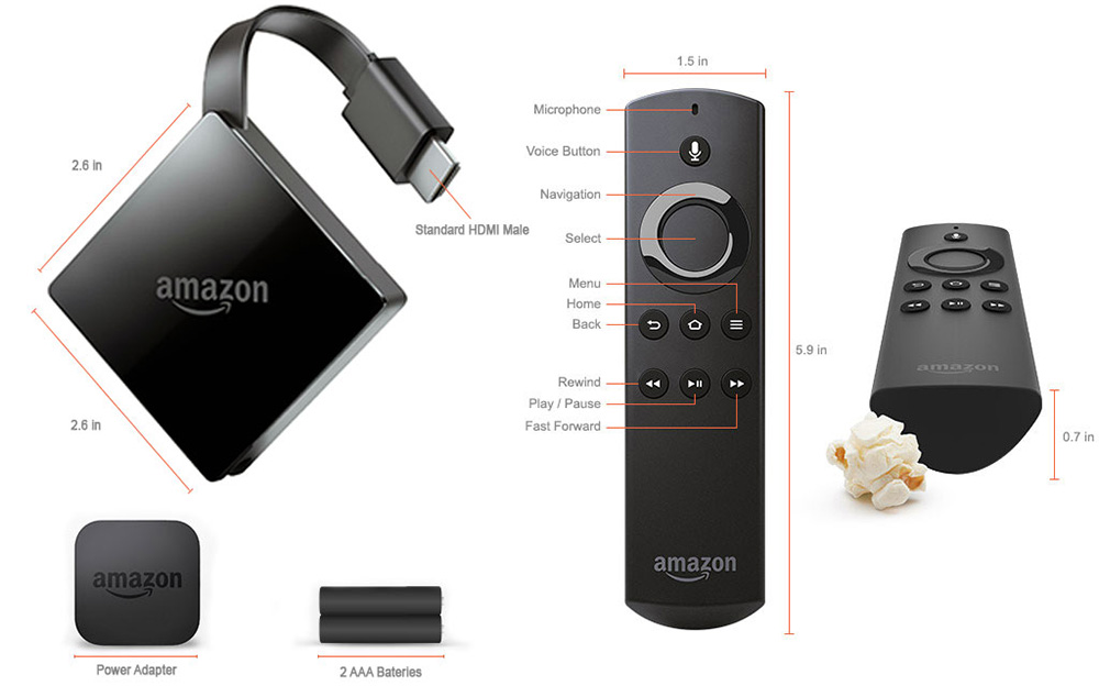 Amazon Fire TV 2017