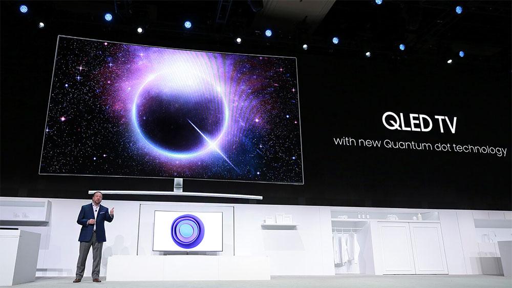 Samsung TVs for 2018