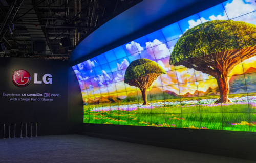 LG TVs for 2018