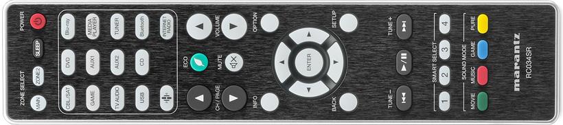 Marantz NR1608 remote