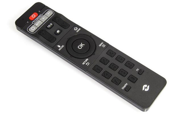 Zidoo X9S remote