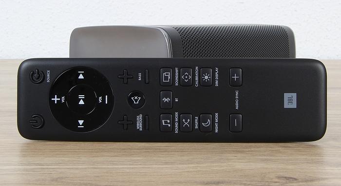 JBL BAR 5.1 remote