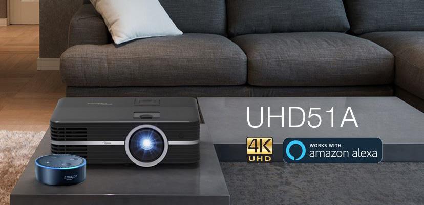 Optoma UHD51A