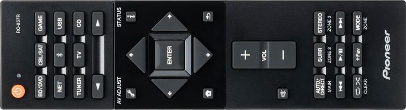Pioneer VSX-LX503 remote
