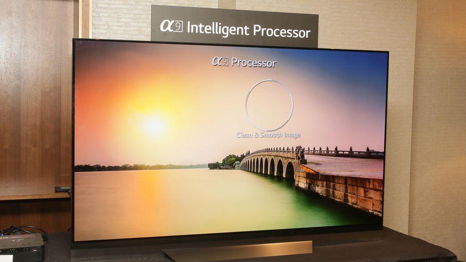 LG E8 OLED