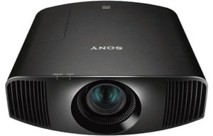 Sony VPL-VW295ES Review (4K SXRD Projector)