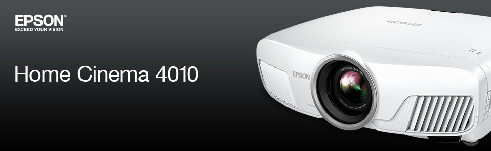 Epson Home Cinema 4010 / Pro Cinema 4050