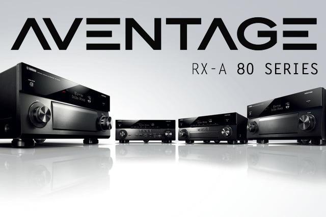 Yamaha Aventage RX-A 80 Series