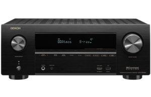 Denon AVR-X2500H Review (7.2 CH 4K AV Receiver)