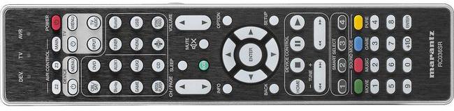 Marantz SR7012 remote