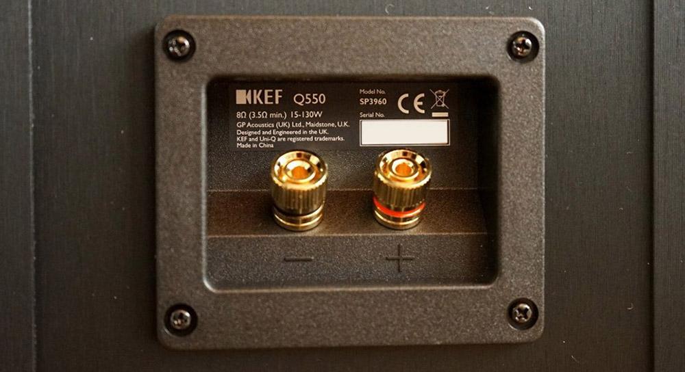 KEF Q550 Review (Floorstanding Loudspeaker) | Home Media Entertainment