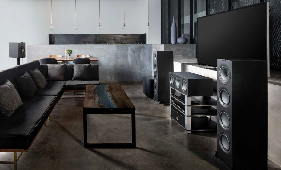 KEF Q550 Review (Floorstanding Loudspeaker) | Home Media Entertainment