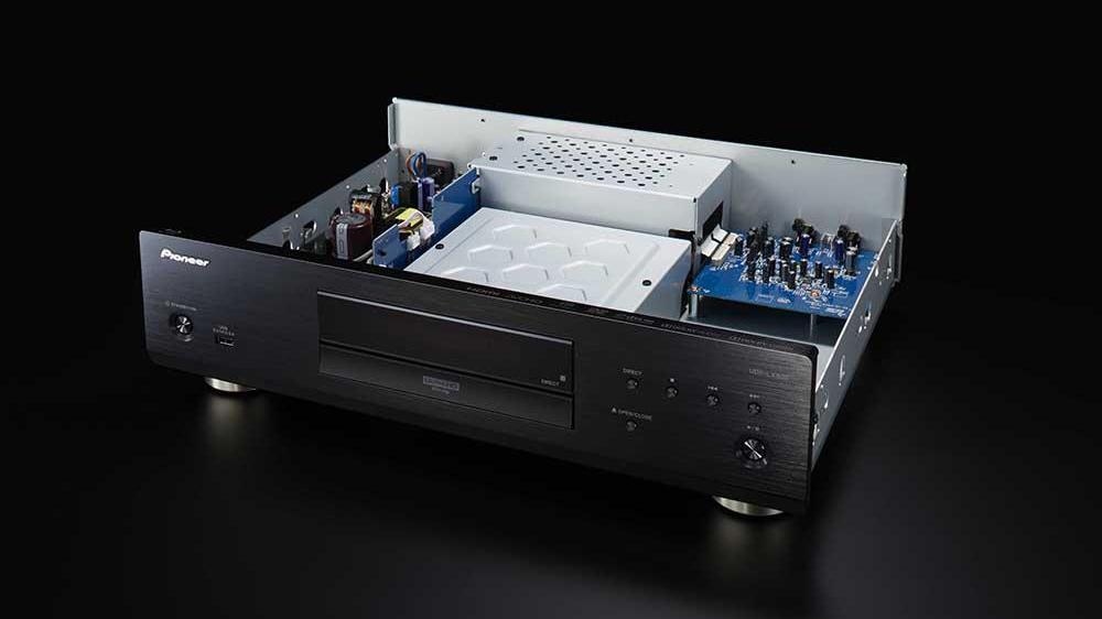 Pioneer UDP-LX500 3-block layout
