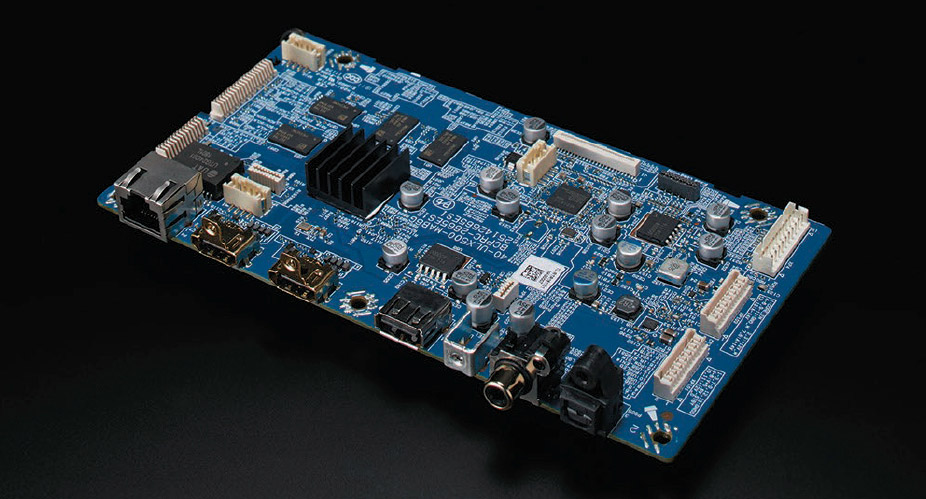 Pioneer UDP-LX500 6-layer main board