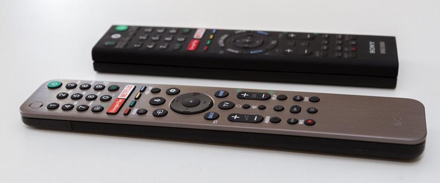 Sony X950G / XG95 remote