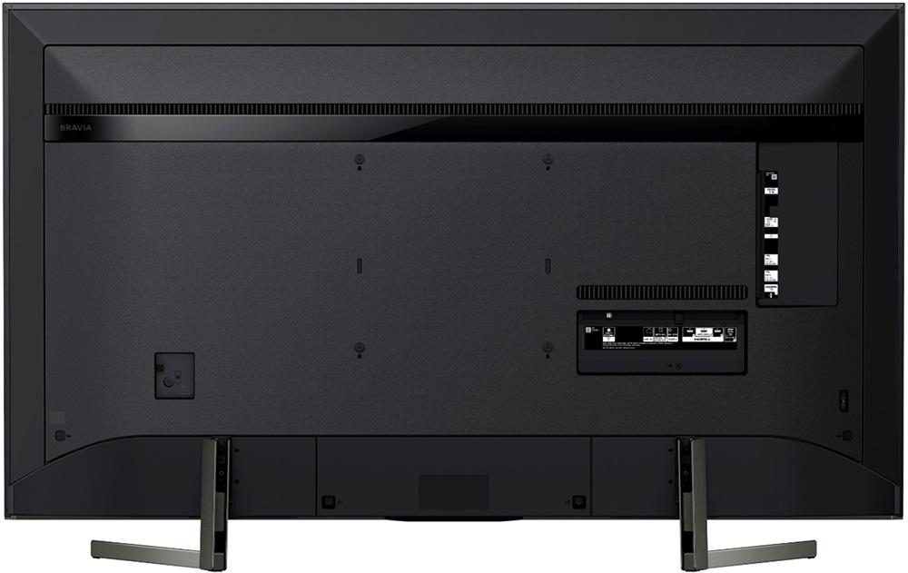 Sony X950G / XG95 back