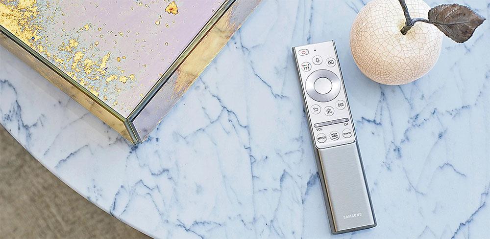 Samsung Q90R remote