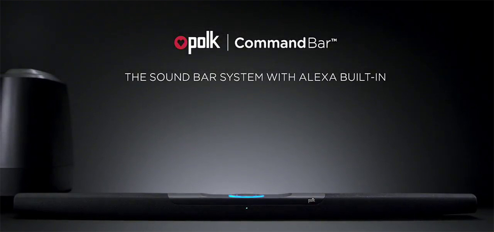 Polk Audio Command Bar