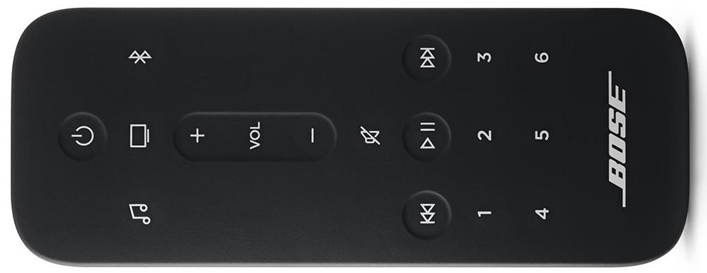 Bose Soundbar 500 remote