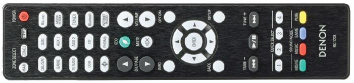 Denon AVR-S940H remote