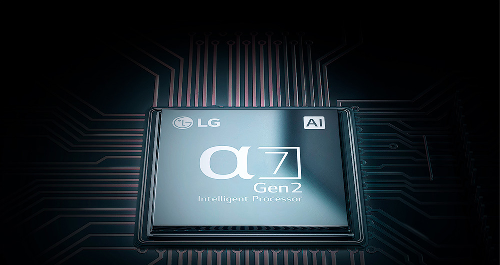 a7 Gen-2 Intelligent Processor