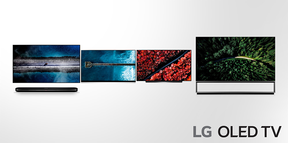 LG TVs for 2019
