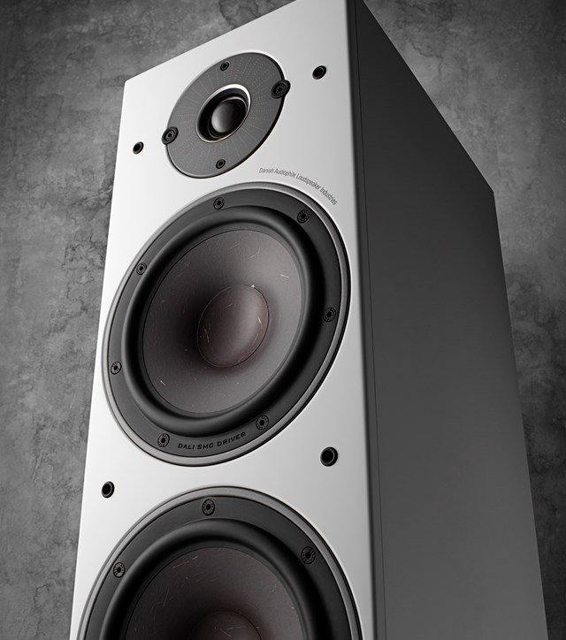 Dali Oberon 5 speakers