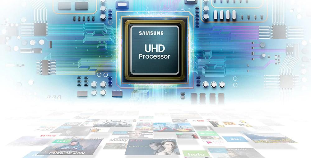 Samsung UHD Processor
