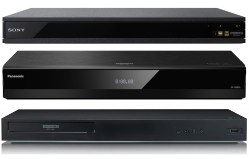 Best 4K Blu-ray Players