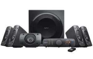 Logitech Z906 Review (5.1 Home Theater Speaker System)