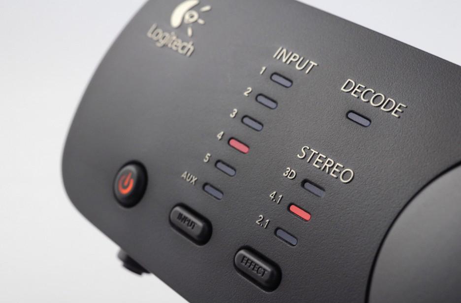 Logitech Z906 Review
