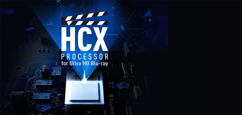 Panasonic HCX Processor