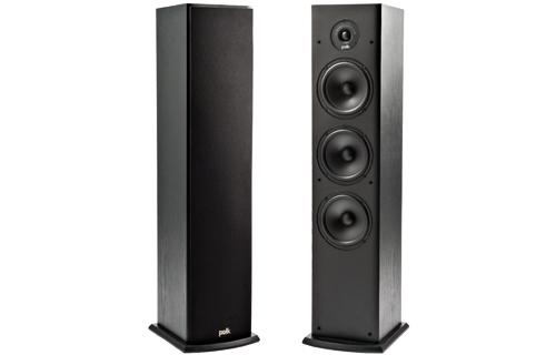 Polk Audio T50 floorstanding speakers