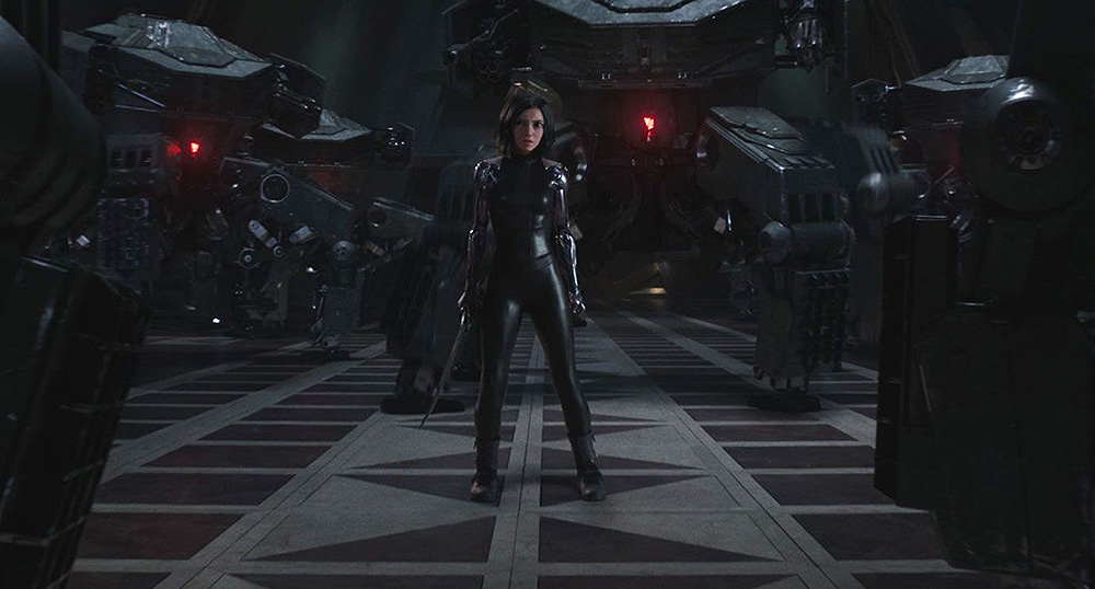 Alita: Battle Angel (2019) Movie and 4K UHD Review