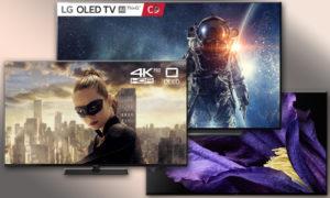 Best OLED TVs 2019
