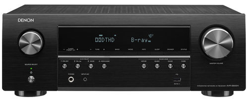 Denon AVR-S650H - Best AV Receivers guide