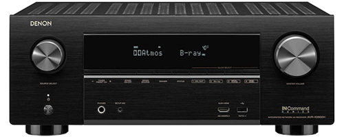 Denon AVR-X3600H - Best AV Receivers guide