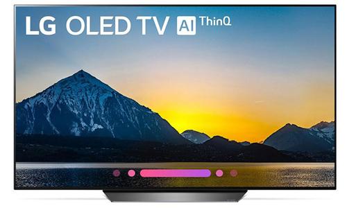 LG B8 OLED TV