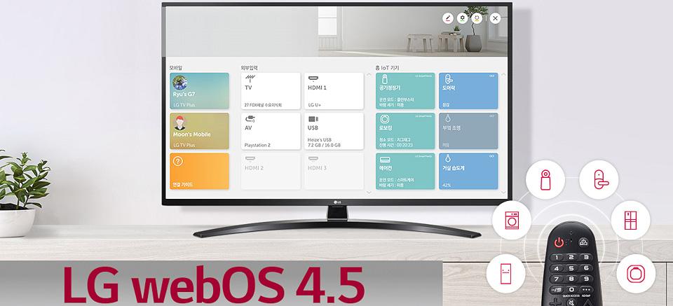 webOS 4.5