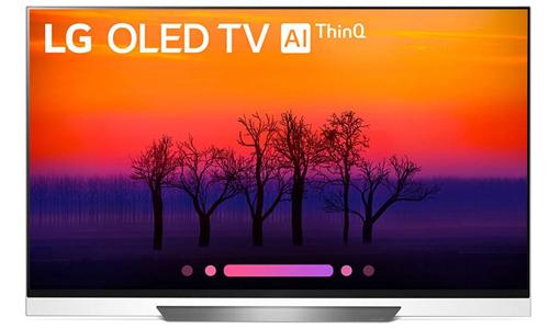 LB E8 OLED TV
