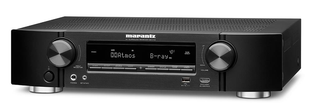 Marantz NR1710 Review (7.2 CH 4K AV Receiver)
