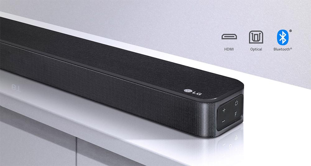 LG SL6Y Review (3.1 CH Soundbar)